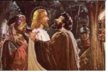 İsa ve Yahuda İskariyot
