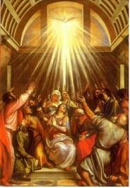 Kutsal Ruh'un Gelişi