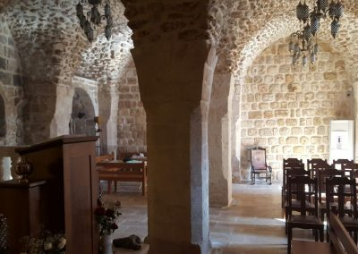 Kilise içi